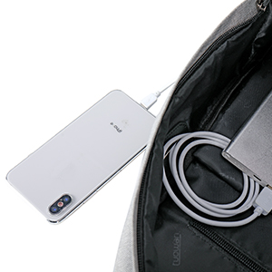 USB charing backpack