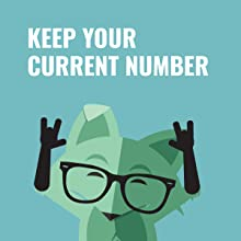 Keep your current number