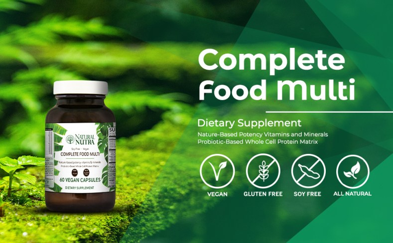 Natural Nutra Complete food multi