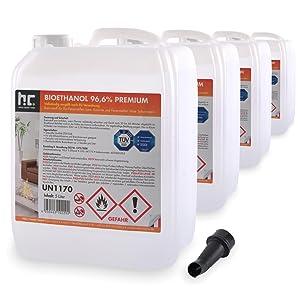 bioethanol 5 liter höfer