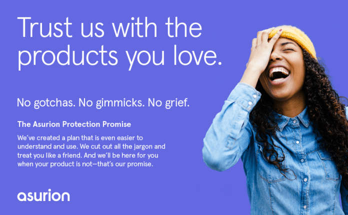 Trust us with the products you love.