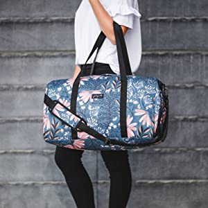 fashion style model cute stylish durable premium designer deluxe active weekender travel large over