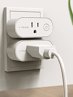 Smart plug 15A