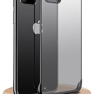 iphone 11 transparent cover case