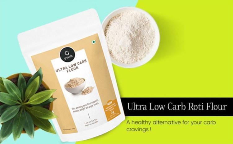 Ultra Low Carb Flour, Keto, Flour, Growfit, G growfit