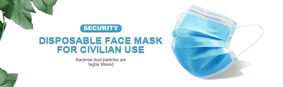 150pcs face masks