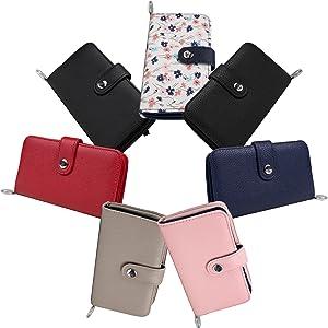 nautica wallet women wallet clutch wallets for women rfid blocking wallet for women checkbook holder