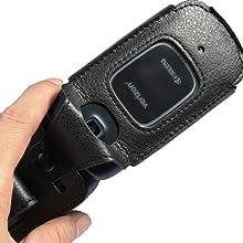 CADENCE PHONE VEGAN LEATHER CASE