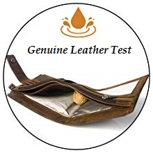 Genuine Leather Check