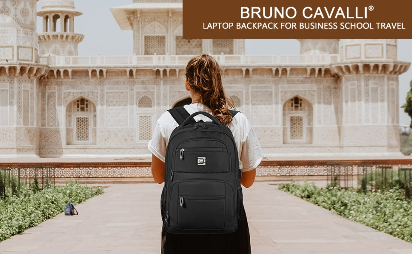 Laptop Backpack for Business School and Travel