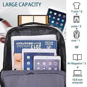 Large Capacity