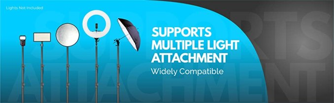 ring light, ring light stand, tripod, monopod, camera stand, video camera stand, lighting stand
