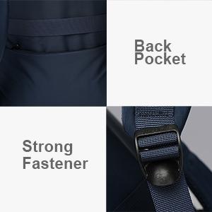 SUN EIGHT Lightweight Backpack (15-17 Inc) for School Laptop Bag