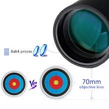 spotting scope target shooting
