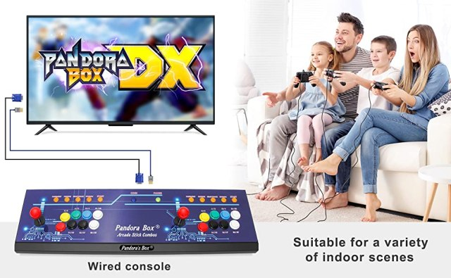 Pandora box dx