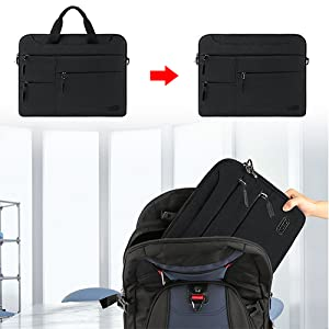 computer carrying case for laptops