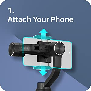 Step 1. Attach Your Phone