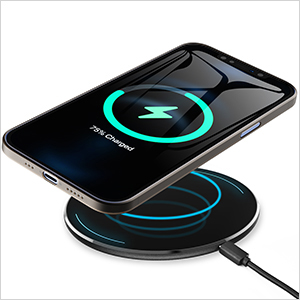 Wireless charging enabled