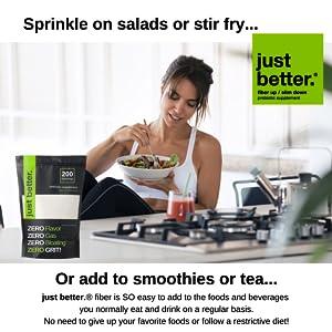 Salads just better