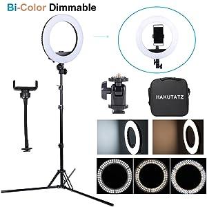 Ringlight - Lampada ad anello per selfie light chromakey