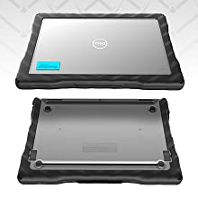 DropTech Dell 3100 (Clamshell) Chromebook Case
