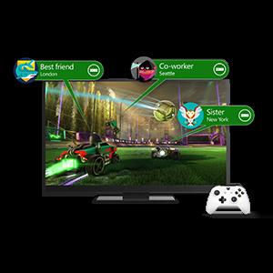 Xbox Live, das schnellste und zuverlässigste Spiele Netzwerk - Xbox One S 500GB