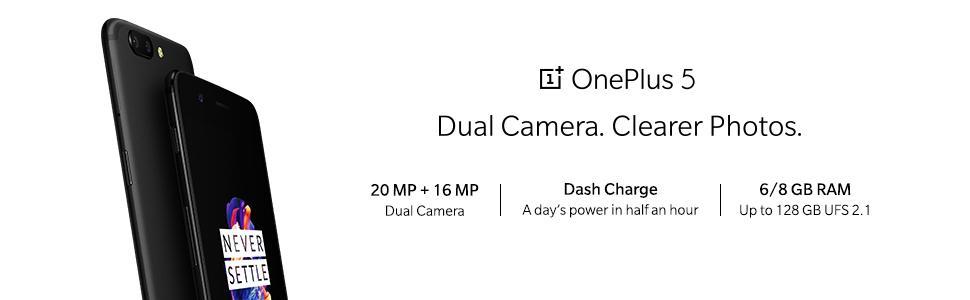 OnePlus 5 - Amazon Exclusive
