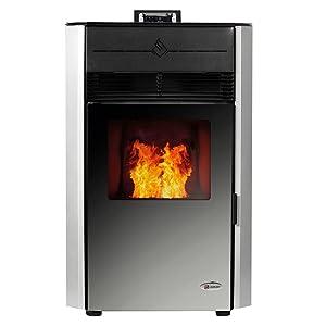 Haverland EPE-02A : La estufa de pellets para toda la vivienda