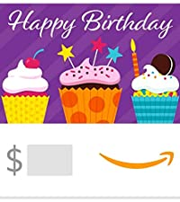 Happy Birthday email text gift card Amazon