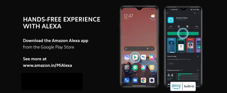 Set up Alexa Download the Alexa app