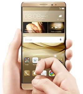 aa29cb9a 96f1 41b6 b625 c14d6f9aa008. SL300   - Huawei Mate 8 Dual Smartphone, Wi-Fi 802.11, Sensores de Huella Digital, Pantalla LCD, color Gris. Versión Internacional de Oferta en Amazon