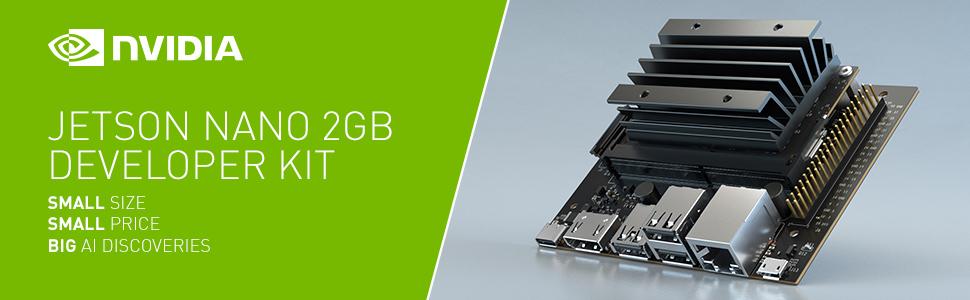 Jetson Nano 2GB Developer Kit'i kullanarak AI ve Robotics ile pratik yapın