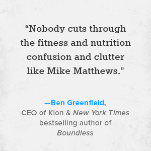 Ben Greenfield author of boundless