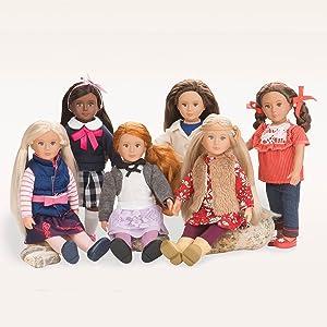 bonecas acessórios da boneca roupas calças camisa jaqueta cabelo menina americana posable vida realista