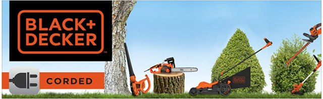 corded outdoor power tools, black and decker power tools