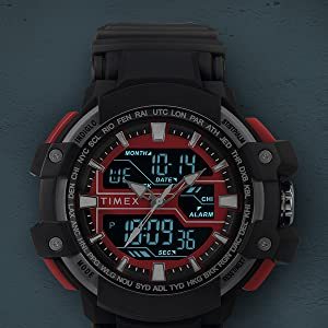 Timex DGTL Collection