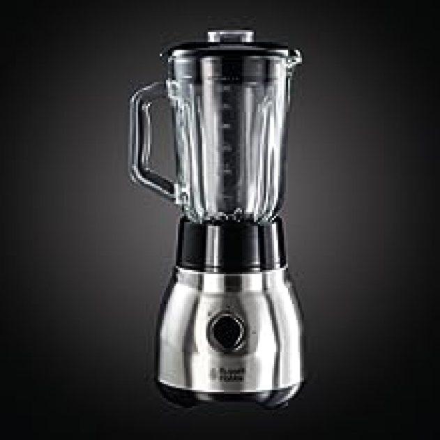 Steel 2 in 1 Glas-Standmixer