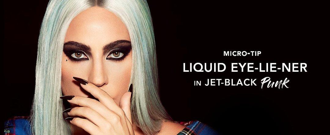 haus laboratories beauty, lady gaga, gaga liners, gel kohl eyeliner, black eyeliner, micro tip liner
