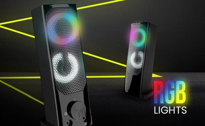 RGB LIghts Speaker