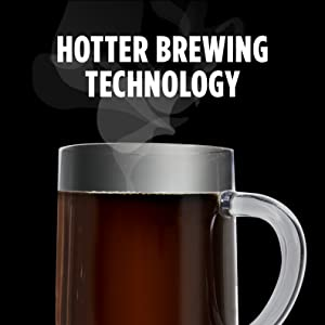 CE251, Ninja, Coffee, Brewer, Hotter