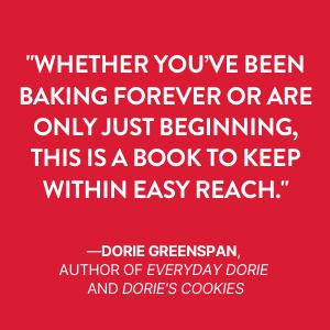 dorie greenspan, baking, cookbook, king arthur baking, everyday dorie, dorie's cookies, baking book