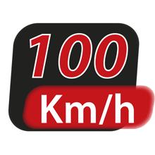 100 km / h