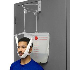 Kit de tração, pescoço, cervical, OTC, tração