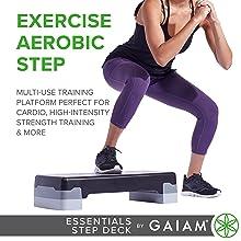 Exercise Aerobic Step