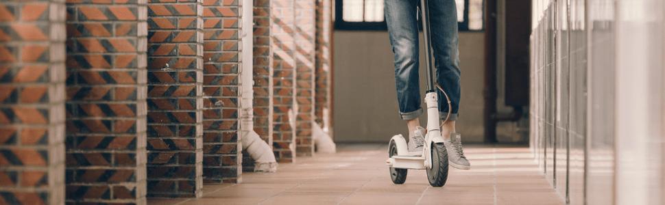 mi xiaomi scooter cummuter