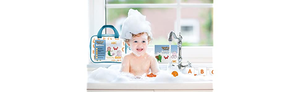 Toddler Bathtime