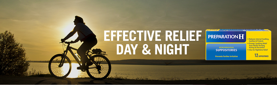 Effective Relief Day & Night