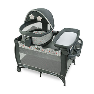 Graco Pack n Play Travel Dome LX Playard
