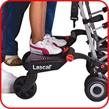 Placa do carrinho de passeio de Lascal BuggyBoard Maxi Ride-On