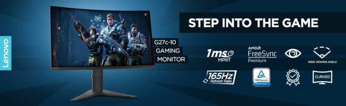 G27c Curved Monitor